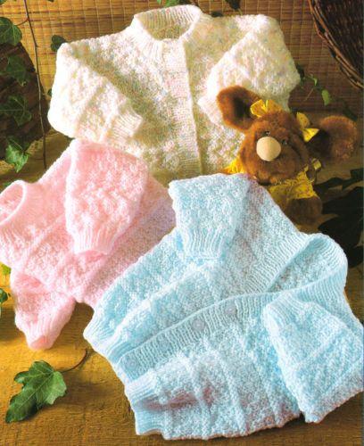 a9343f7b2c51 Baby knitting pattern dk 16