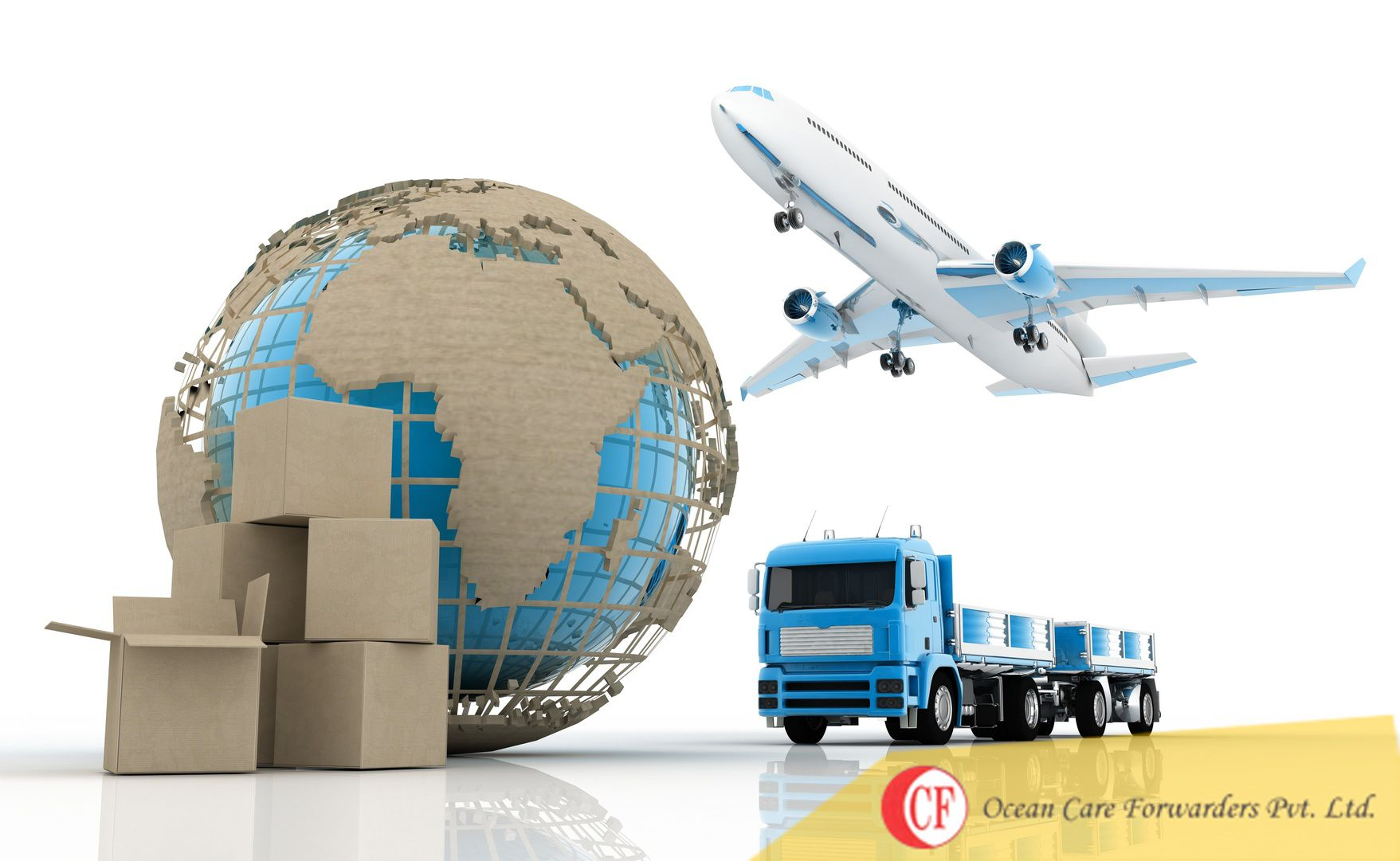 Forwarders Pvt. Ltd Logistics, Packers and movers