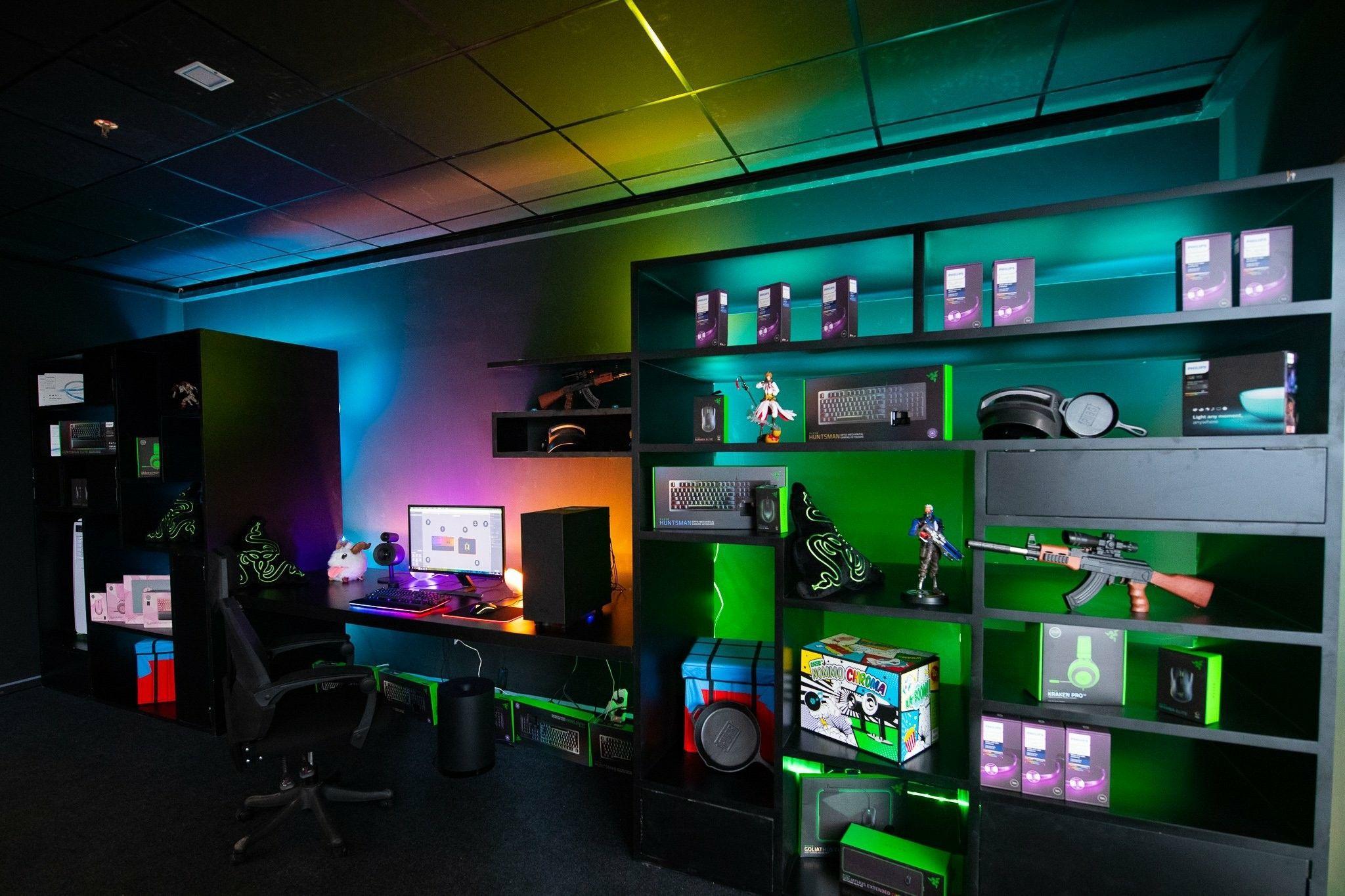 Best Trending Gaming Setup Ideas Gaming Setup Setup Computer Desk Setup