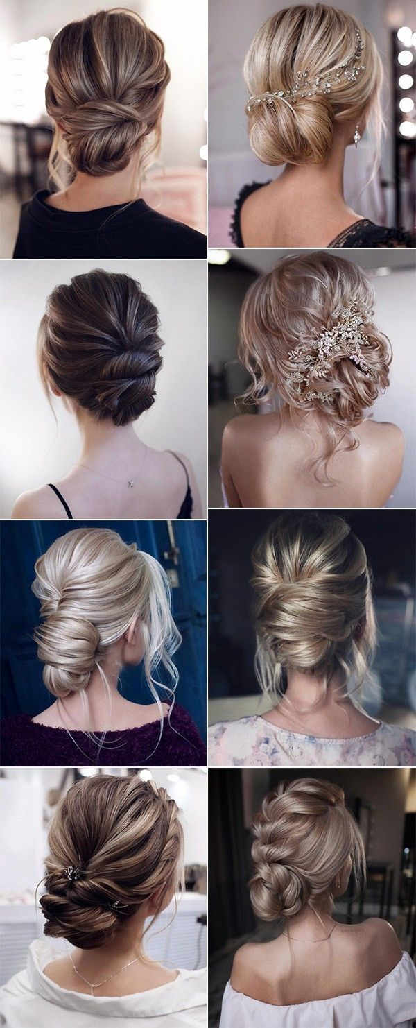 26 Gorgeous Updo Wedding Hairstyles from tonyastylist #weddinghairstylesside