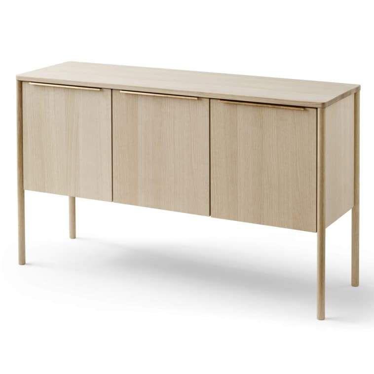 The Skagerak Jut Cabinet Is A Beautiful Solid Oak Sideboard