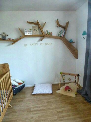 Deco Arbre Bois Baby Boy Rooms Kids Bedroom Boy Room