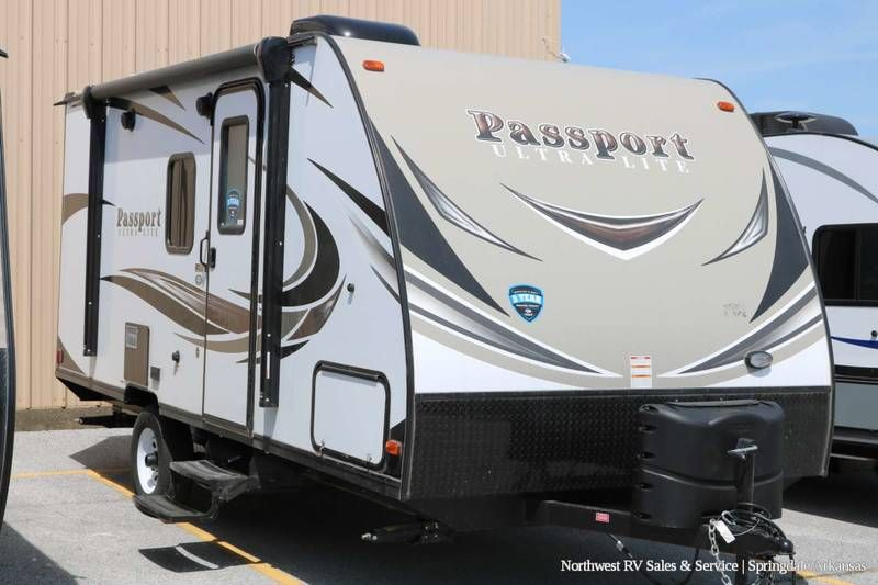 2018 Keystone Passport Express 153ml For Sale Springdale Ar Rvt Com Classifieds With Images Keystone Passport Travel Trailers For Sale Rv For Sale