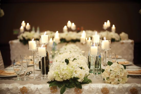 Simple Ceremony Decorations: A Simple And Elegant Wedding In Toronto