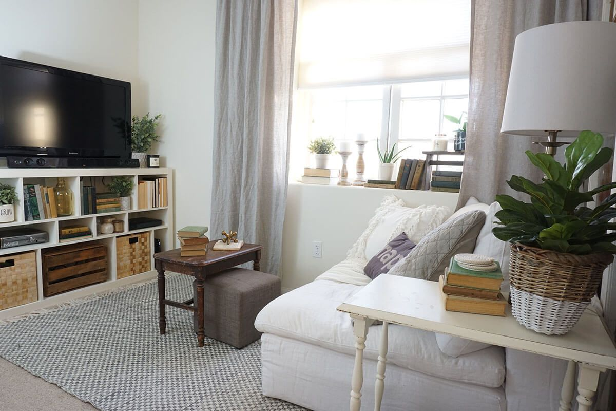 20 Small Apartment Living Room Design and Decor Ideas to ...
