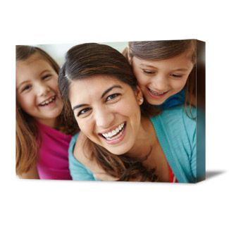 $55 for one 24 x 36 Gallery Wrapped Canvas ($202.95 Value).