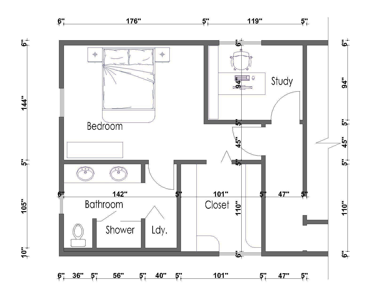 Best Fabelhafte Master Schlafzimmer Layout Mehr Auf Unserer 400 x 300