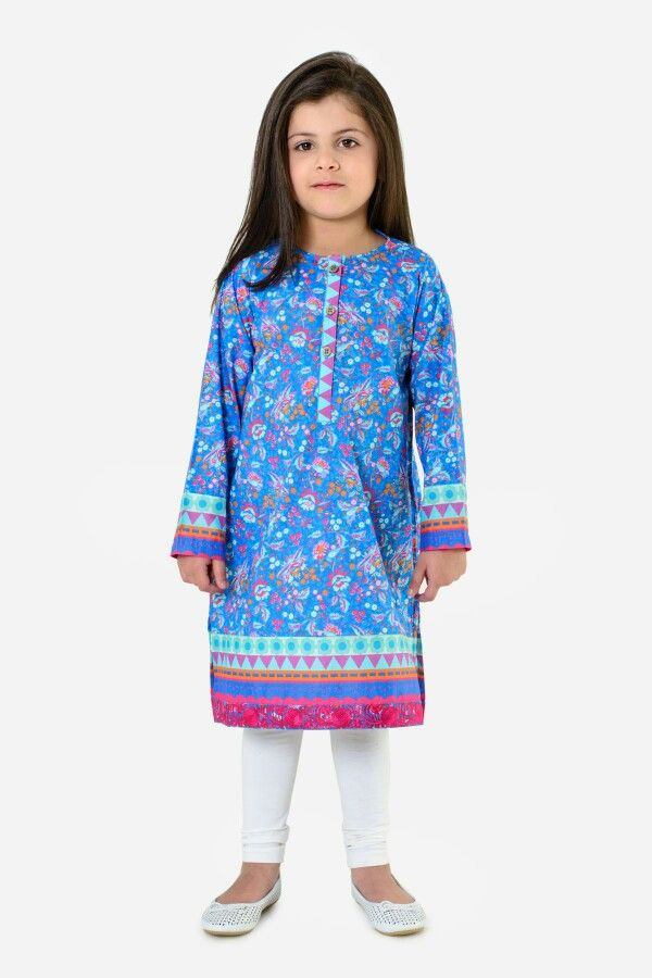 66779f88ccd24 Khaadi kids pakistan | kids fashion | Kids summer dresses, Kids gown ...