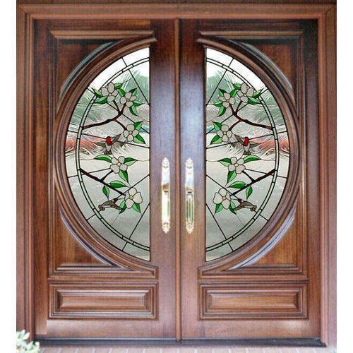 Photo of Luxury 21 wooden doors with glass