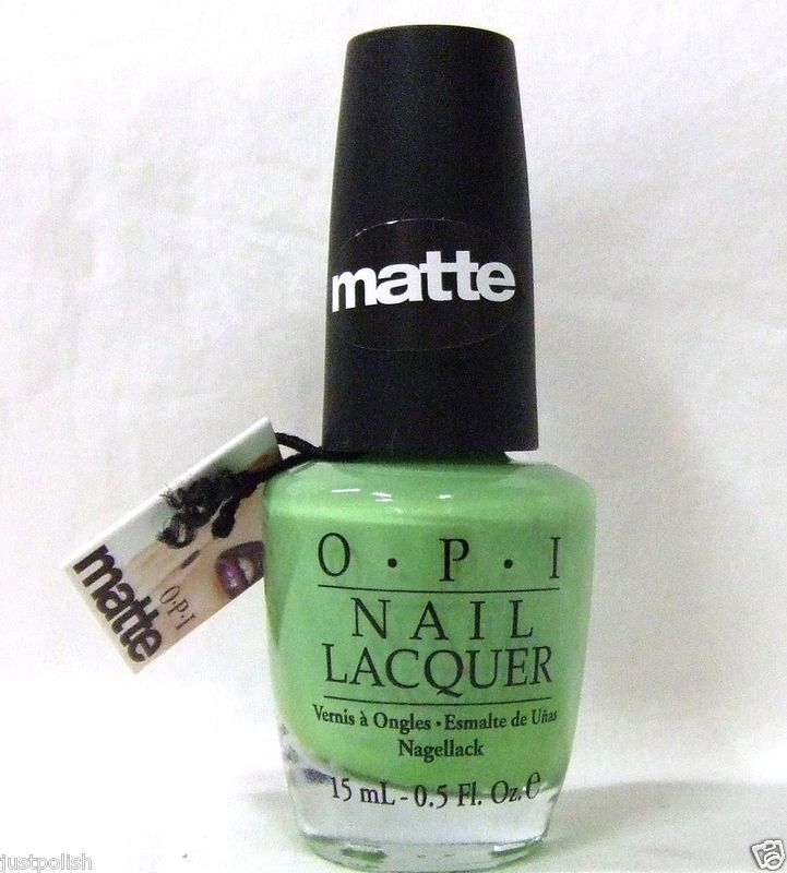 OPI Nail Polish Color Gargantuan Green Grape | My Dream Closet ...