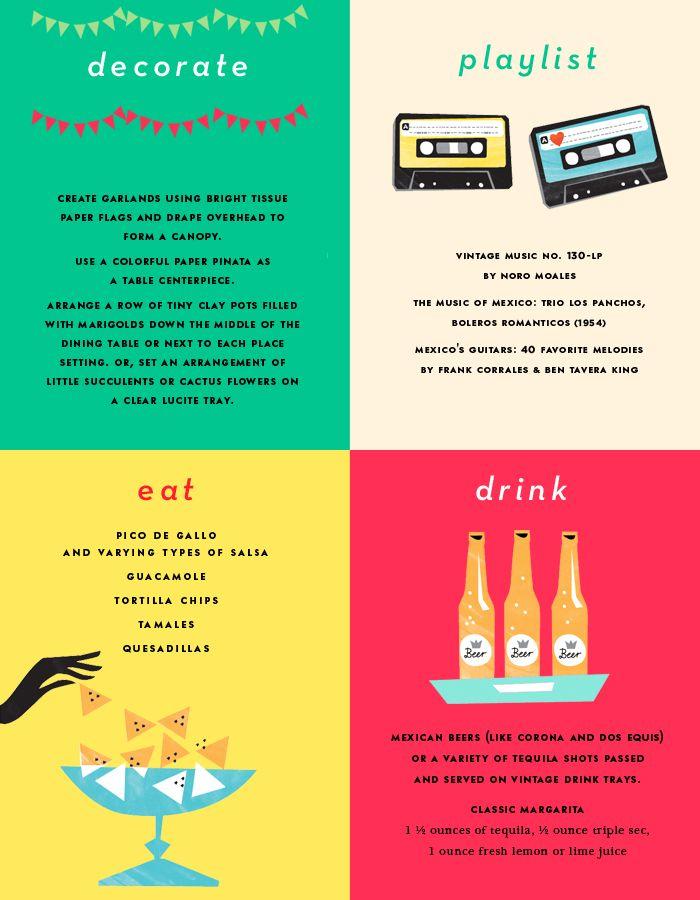 how to host a cinco de mayo party