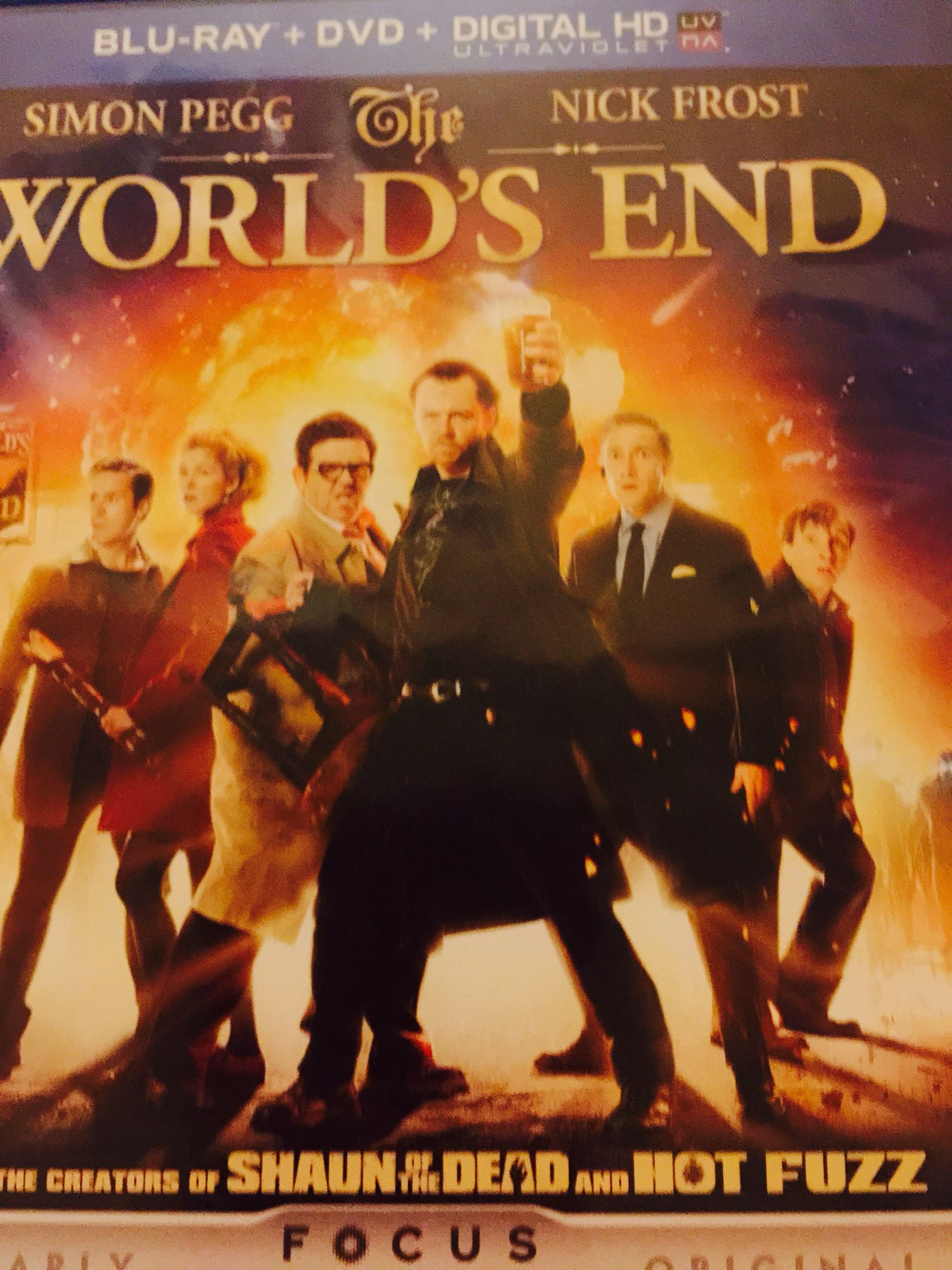 Good move | Great moves | Blu ray movies, End of the world, Movies