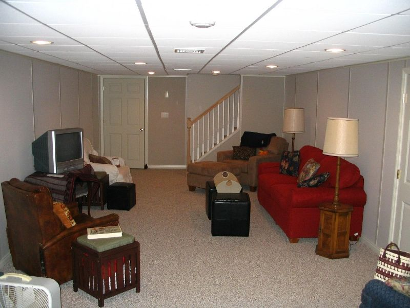 Small Basement Ideas Remodel Play Area Layout Low