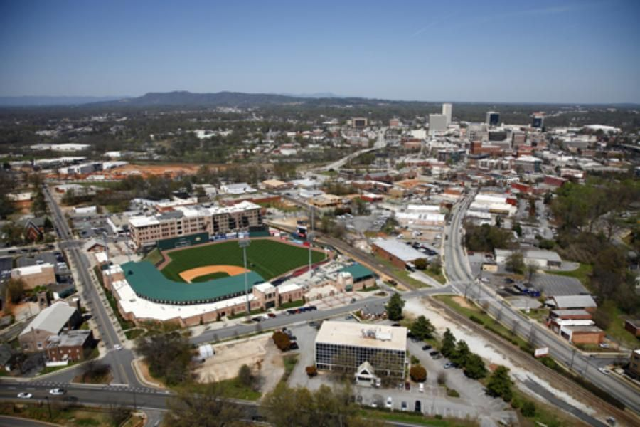 No. 6 GreenvilleMauldinEasley, SC Greenville south