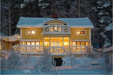 trendwelt gelbes schwedenhaus tolle h user pinterest schwedenhaus gelb und rote h user. Black Bedroom Furniture Sets. Home Design Ideas