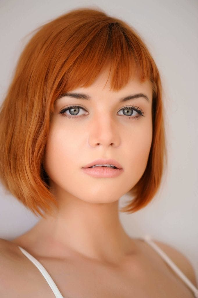 bob haircuts for fine hair are super flattering because short hair