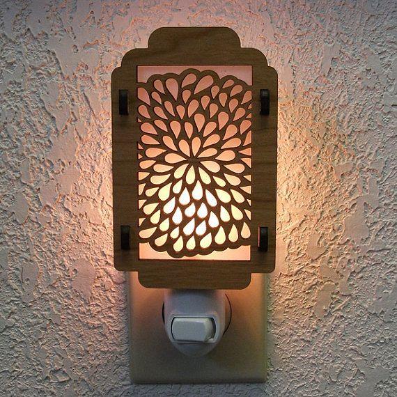 decor lighting anchorage. Etsy Robwhitemore By Rob Whitmore Of Anchorage  AK Chrysanthemum Night Light 15 00