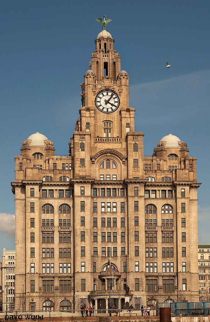 Drawing Ideas Liver Building Building Building Art Liverpool