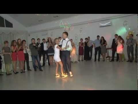 first danse lindy hopp