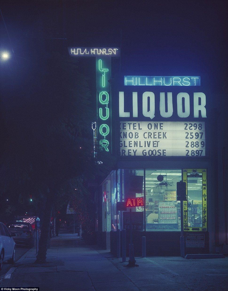After Dark Brightness And Beauty From Liquor Stores To