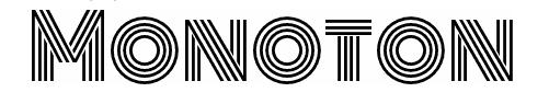 Monoton-Regular