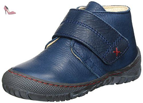 Pololo Chelsea, chaussures bateau fille - Beige - Beige (Stonepink/818), 26 EU (8.5 Kinder UK) EU