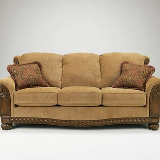 Burnham Amber Sofa By Ashley Furniture Tenpenny