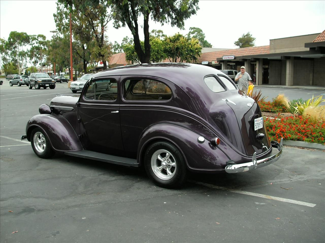 This 1938 plymouth sedan is listed on carsforsale com for 28 900 in san luis obispo