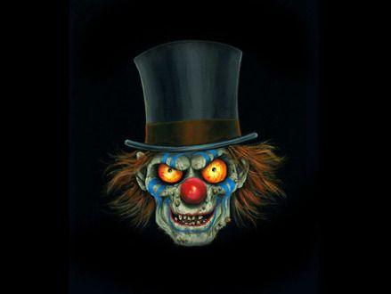 Killer Clown Wallpaper 1920x1080