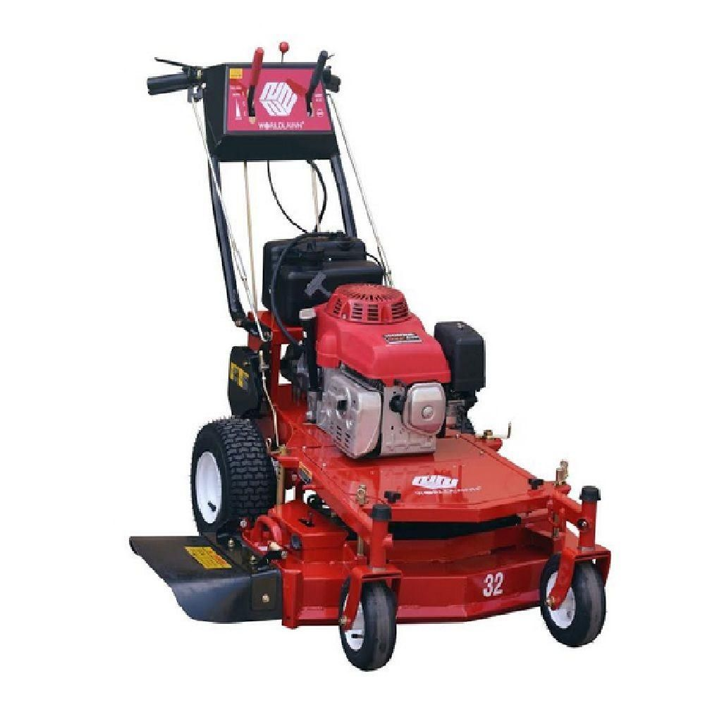Good 11 HP Honda Recoil Start Gas Walk Behind Mower
