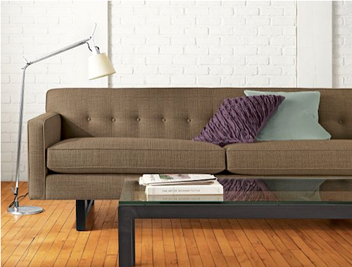 Room & Board Andre Sofa - $950 | Apartment therapy, Board and Room