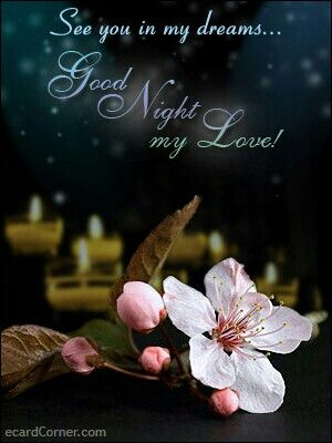 Good Night My Sweetest Love Sweet Dreams My Baby Girl Daddy Loves