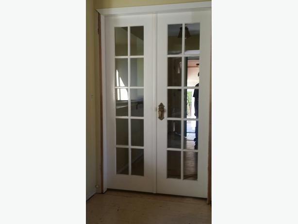 48 X 80 Interior French Door French Doors Interior Double Doors Interior Home Interior Design