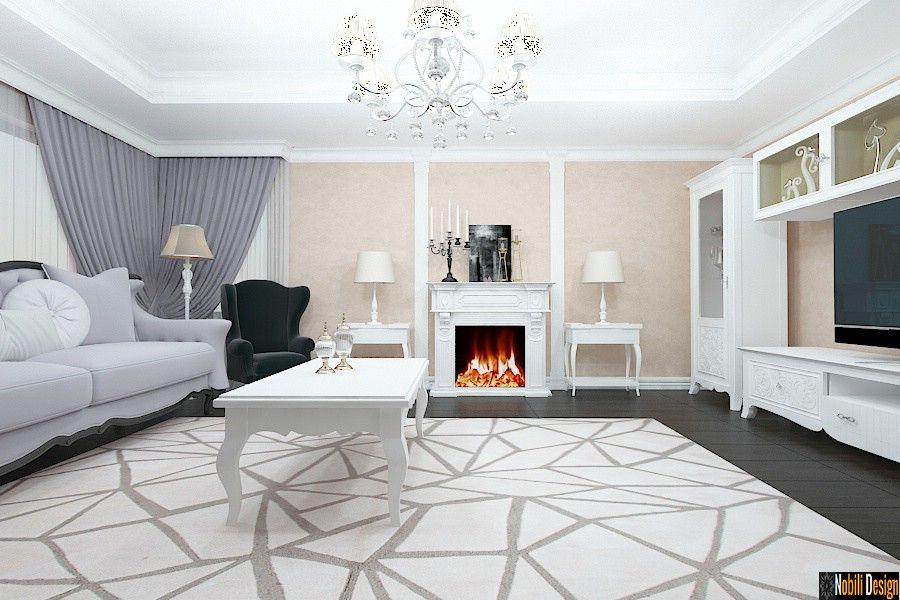 Design Interior Casa Stil Clasic Constanta Amenajari Interioare