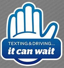 Win a sign! Send us your best distracted driving slogan ...