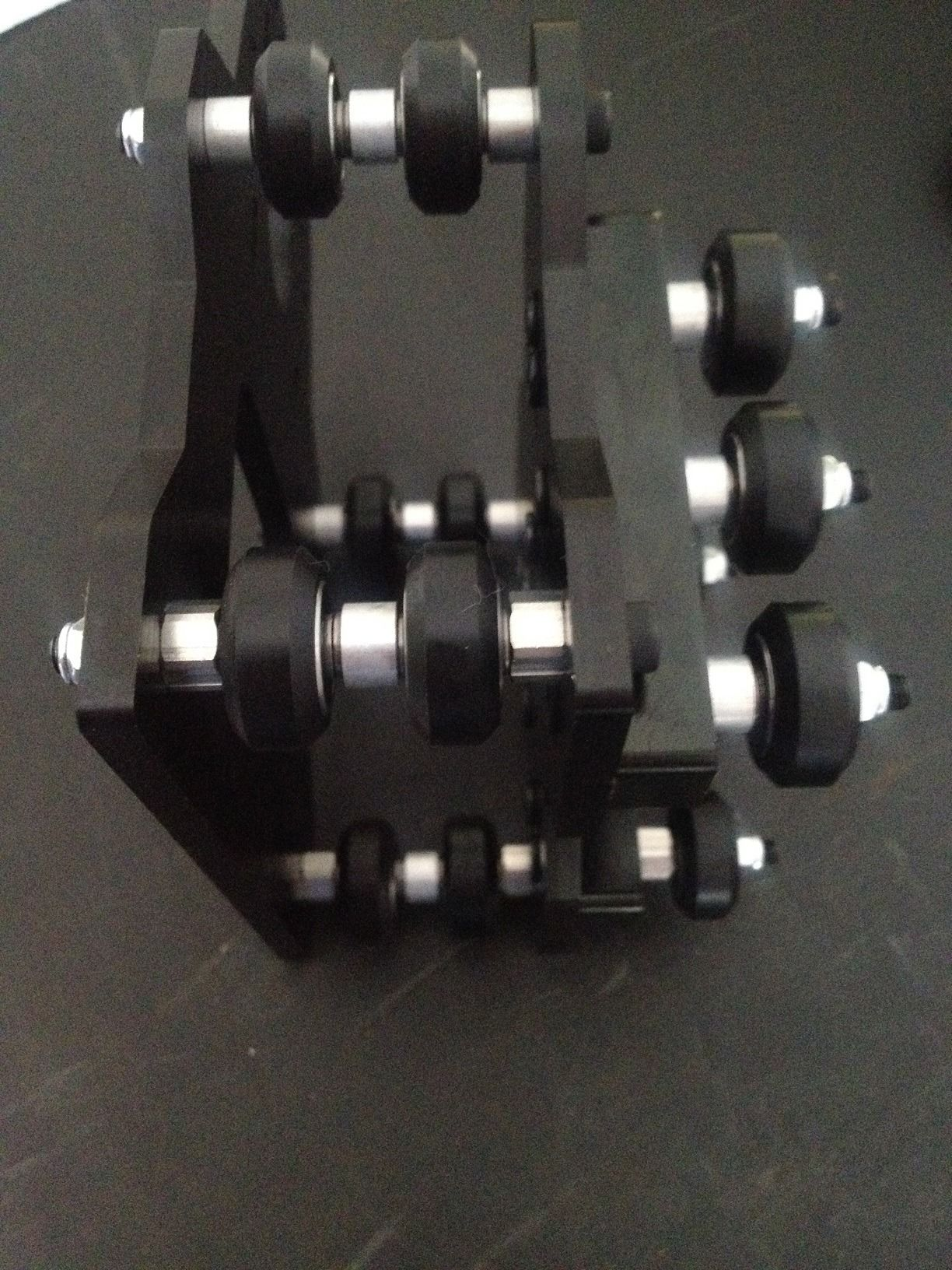 Gantry plates for the ox cnc machine httpwwwmakerstore
