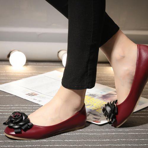 Sepatu Emory 138 8 Flat Sepatu Tas