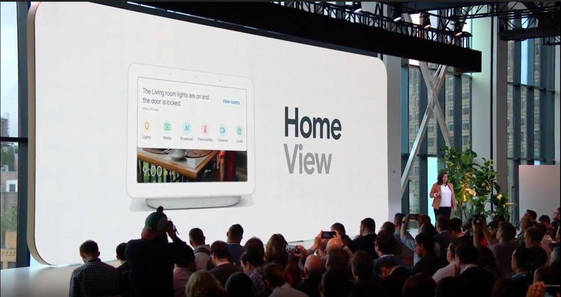 Here's everything Google unveiled at its biggest hardware event of the year #smartdevice
