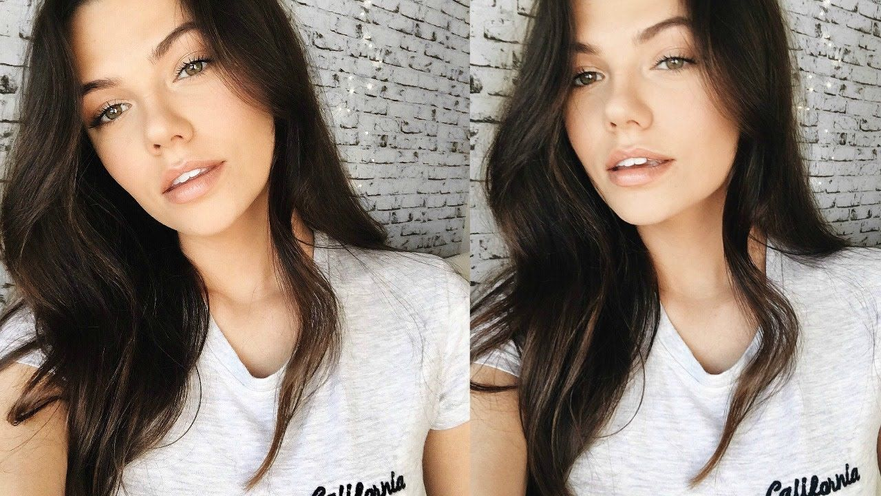 Everyday Makeup Tutorial Simple and Fresh! (With images