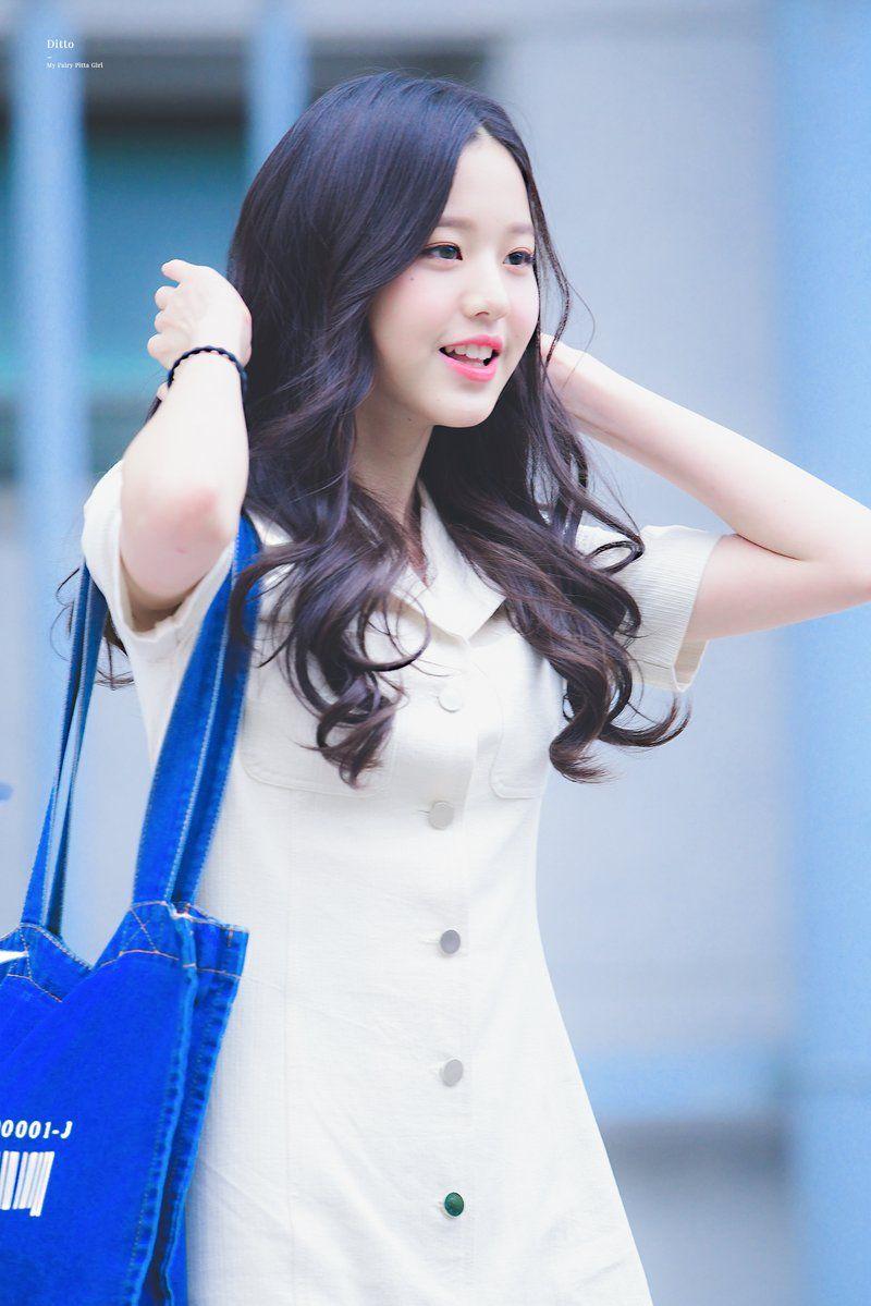 @Ditto_kor   귀여운 한국 소녀, 예쁜 한국 여자, 귀여운 소녀들
