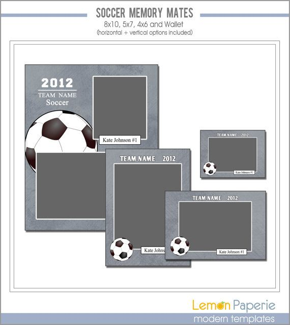soccer roster templates
