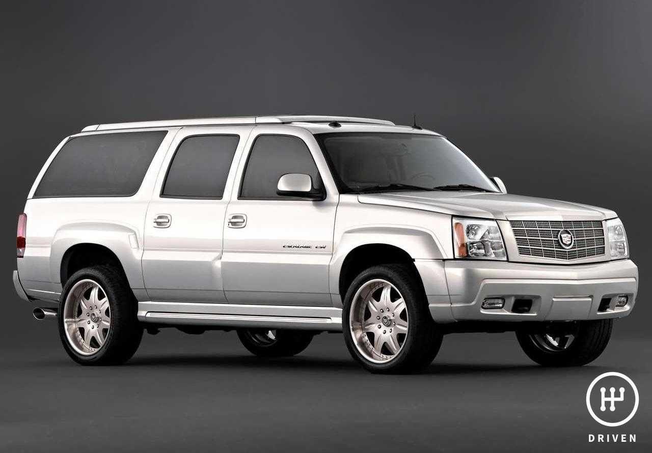 2004 Cadillac Escalade ESV Executive Edition
