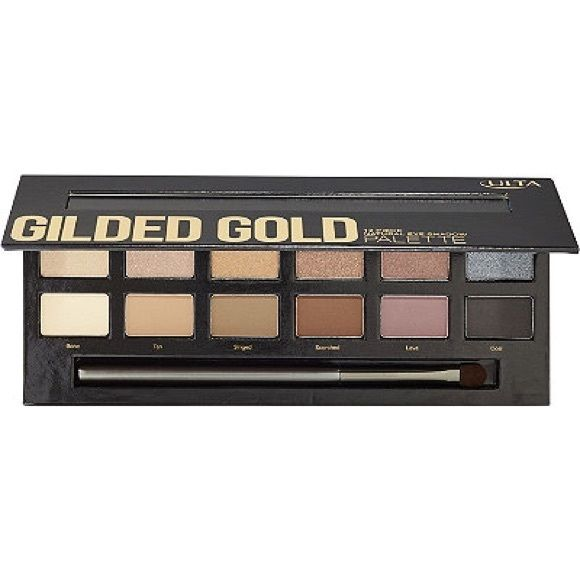 Ulta Gilded Gold Palette Price Firm Ulta Eye Shadow Palette New