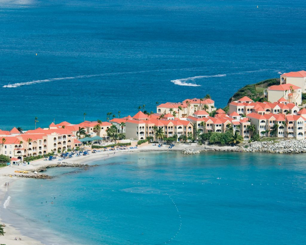 St Maarten Beaches Dutch Side Beautiful Bays In The