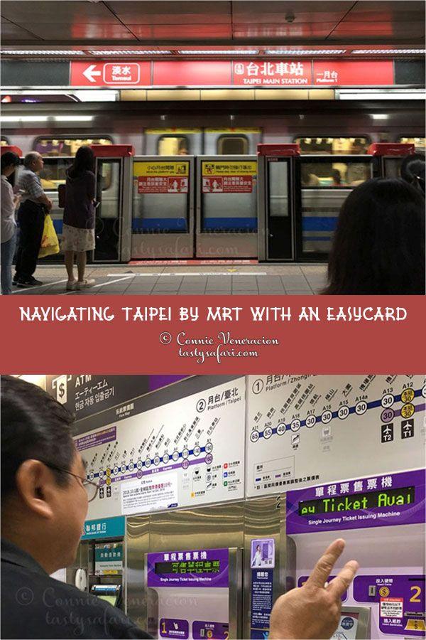 Navigating Taipei With An Easycard And The Taipei Mrt Travel