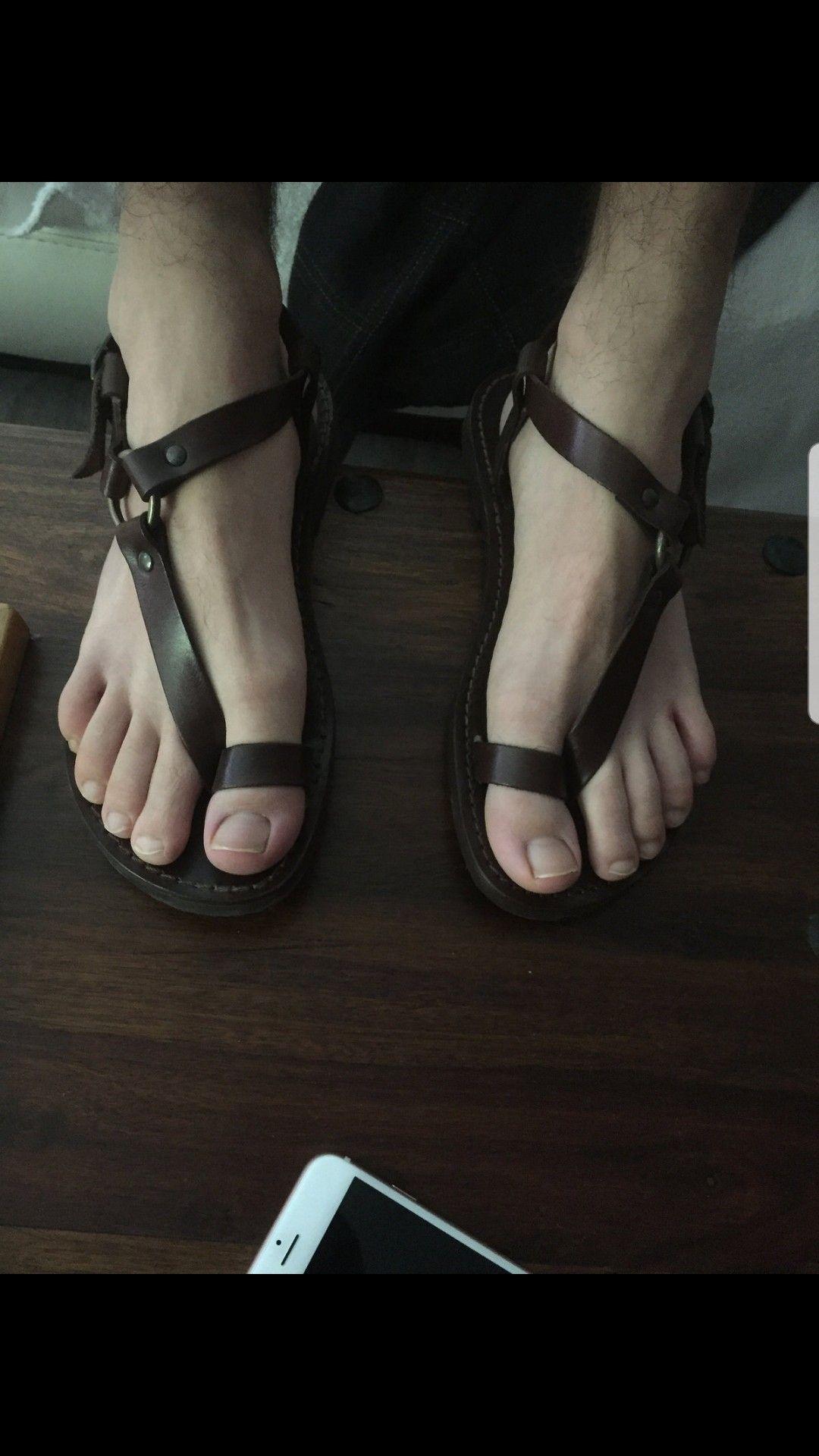 d69d9173f944 Dj sandals for MEN Gladiator Sandals