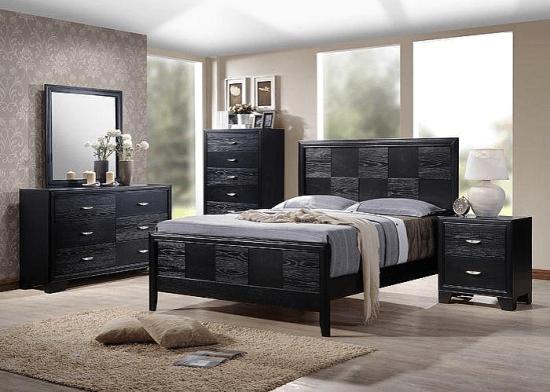 Dravo Panel Configurable Bedroom Set Furniture Furnishings