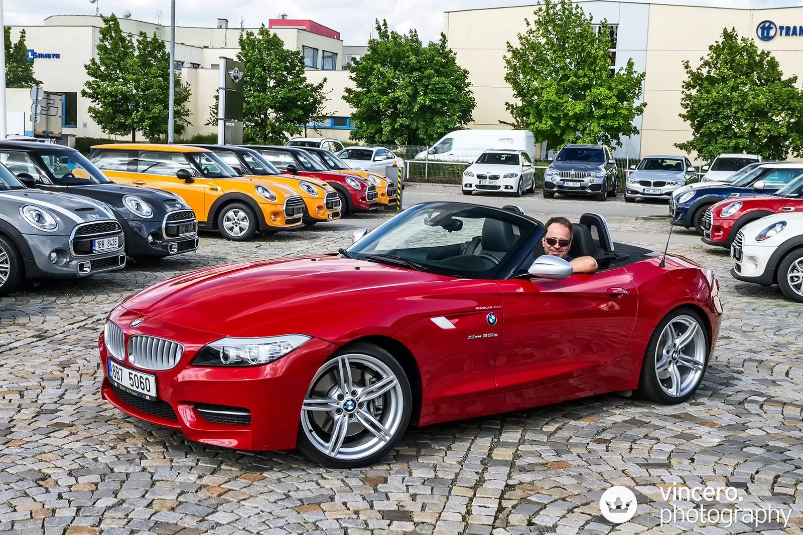 bmw e89 z4 sdrive35is roadster crimsonred freedom. Black Bedroom Furniture Sets. Home Design Ideas