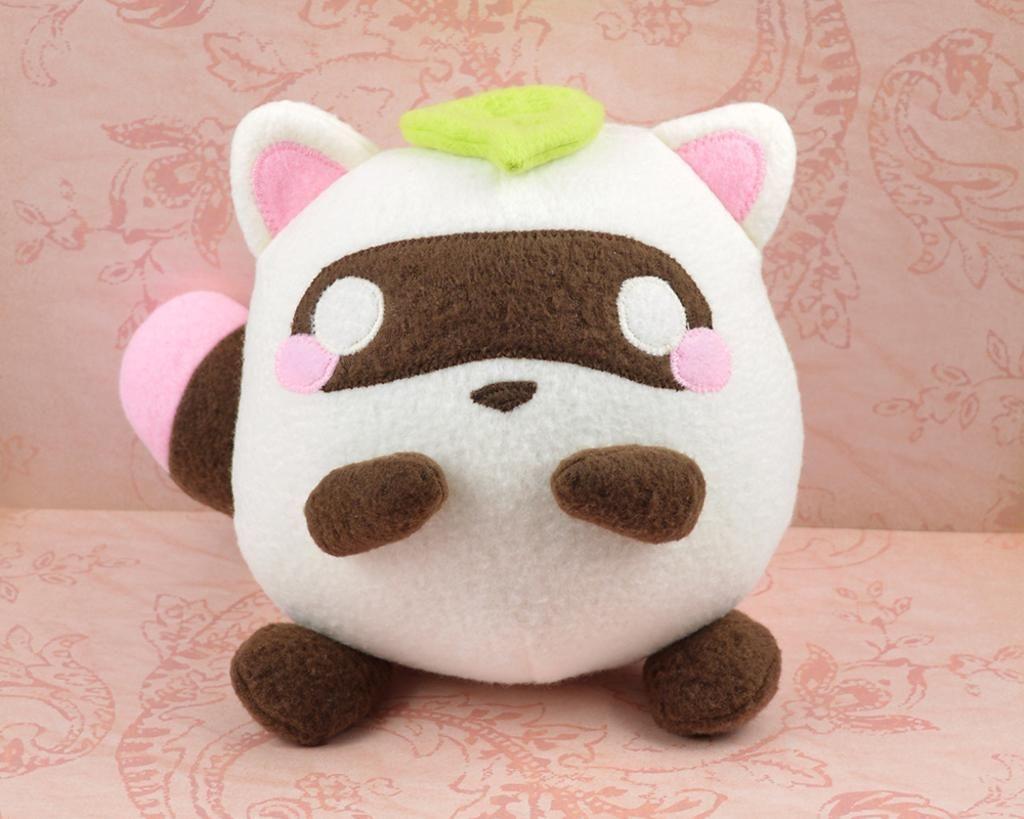 Tanuki (Raccoon Dog) Plush Toy Animal | Pinterest