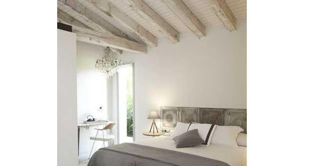 10 Déco chambres avec poutres apparentes very charmantes House - deco maison avec poutre